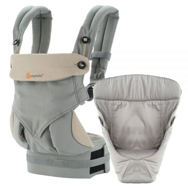 ERGOBABY SET 360 | GREY