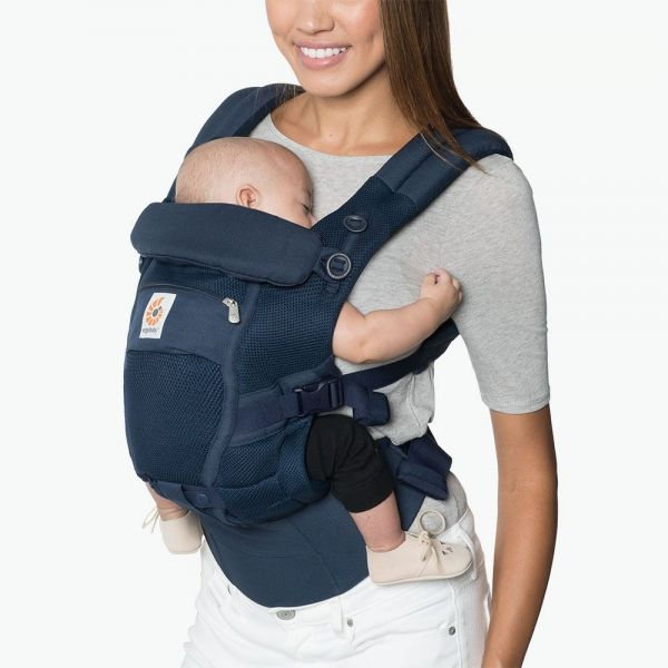 ADAPT COOL AIR MESH - Deep Blue Ergobaby