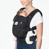ADAPT COOL AIR MESH - Onyx Black Ergobaby