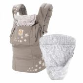 ERGOBABY SET ORIGINAL | GALAXY GREY