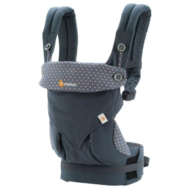 ERGOBABY NOSÍTKO 360 | DUSTY BLUE