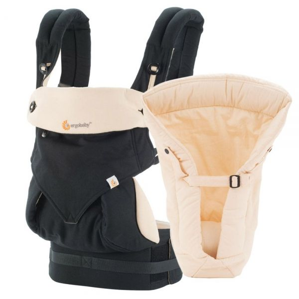 ERGOBABY SET 360 | BLACK CAMEL