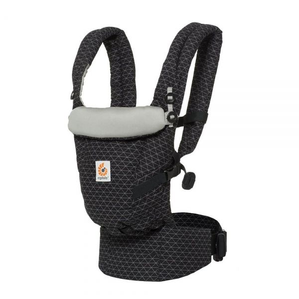 ERGOBABY ADAPT | Geo Black