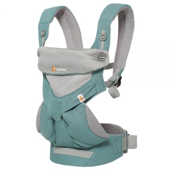 ERGOBABY NOSÍTKO 360 COOL AIR | Icy Mint