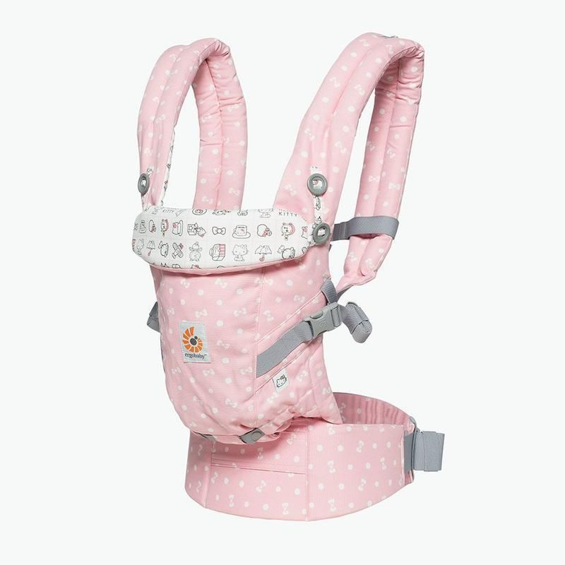 ERGOBABY Nosítko ADAPT - HELLO KITTY PLAY TIME