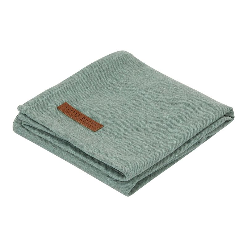 Little Dutch Swaddle 120x120 PURE MINT